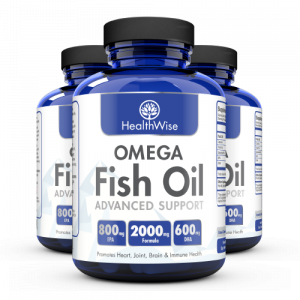 2017 buyers guide healthwise omega fish oil advanced for Healthwise omega fish oil advanced support